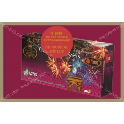 Coffret  Portable PRESTIGE CHAMPS-ELYSEES 4